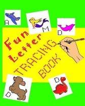 Fun Letter Tracing Book