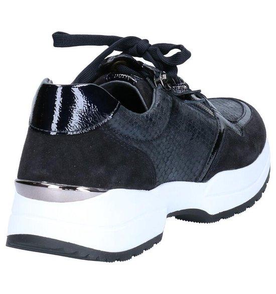 Gabor Comfort Blauwe Sneakers Dames 37,5 HBV5Iy