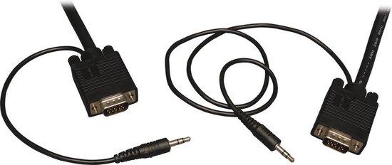 Tripp Lite P504-015 VGA kabel 4,57 m VGA (D-Sub) Zwart