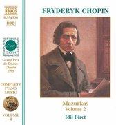 Chopin: Piano Music Vol.4