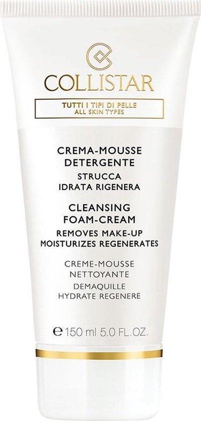 Collistar - Cleansing Foam-Cream - 150 ml - Collistar