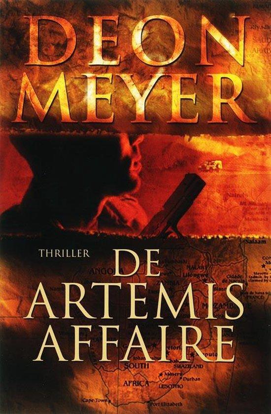 De Artemis Affaire - Deon Meyer  