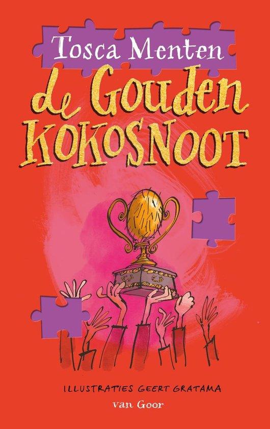 De gouden Kokosnoot - Tosca Menten |