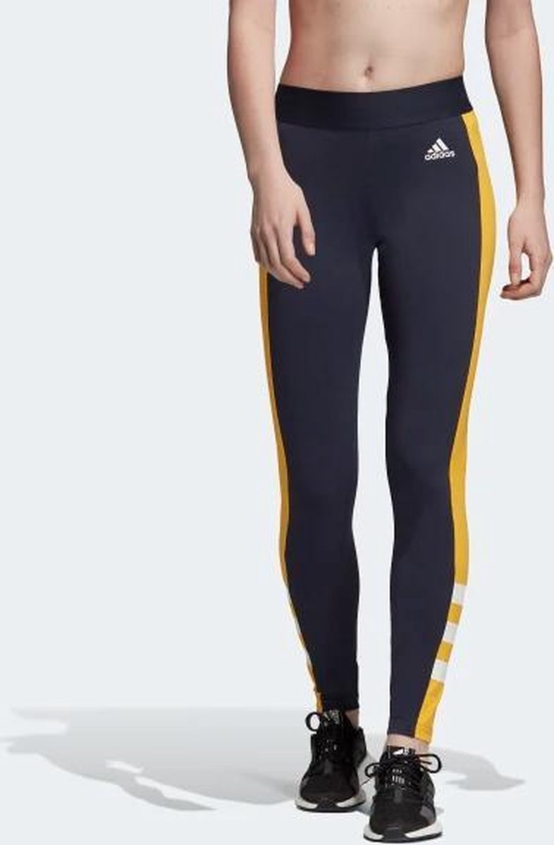 | adidas Sport ID tight lang dames marinegeel