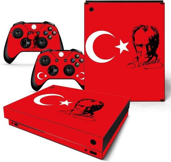 Turkije – Xbox One X skin