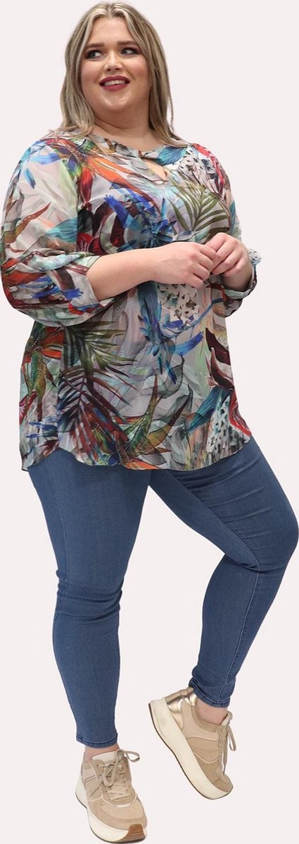 Blouse  Roos Ophilia Print