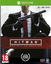 Hitman: Definitive Edition - Day One Steelbook Edition - Xbox One (2018)