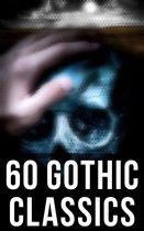 Omslag 60 Gothic Classics