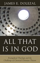 Omslag All That Is in God