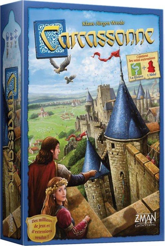 Afbeelding van het spel Carcassonne nouvelle édition version FR