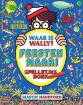 Waar is Wally  -   Waar is Wally ? Feesten maar !