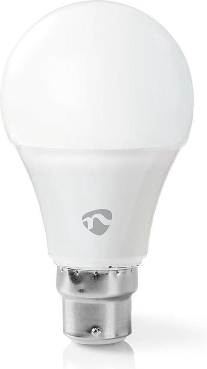 Dimbare Slimme LED Bulb lamp   B22   800 lm   9 W   Wit / Koud Wit / Warm Wit   2700 - 6500 K   Energieklasse: A+   Smartphone app   Wi-Fi