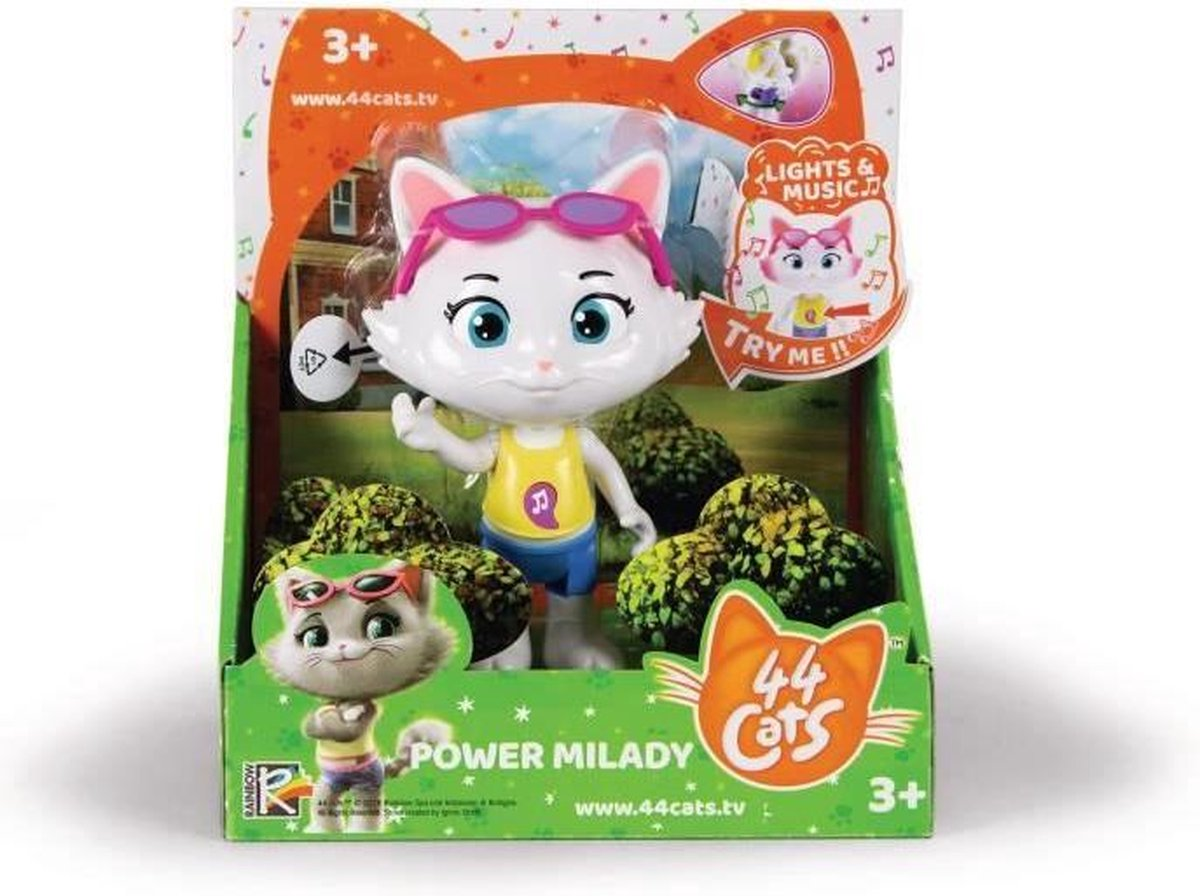 Music Power Milady 44CATS-figuur - SMOBY