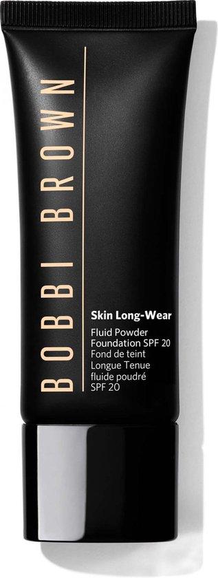 Skin Long-Wear Fluid Powder Foundation SPF20 Warm Ivory