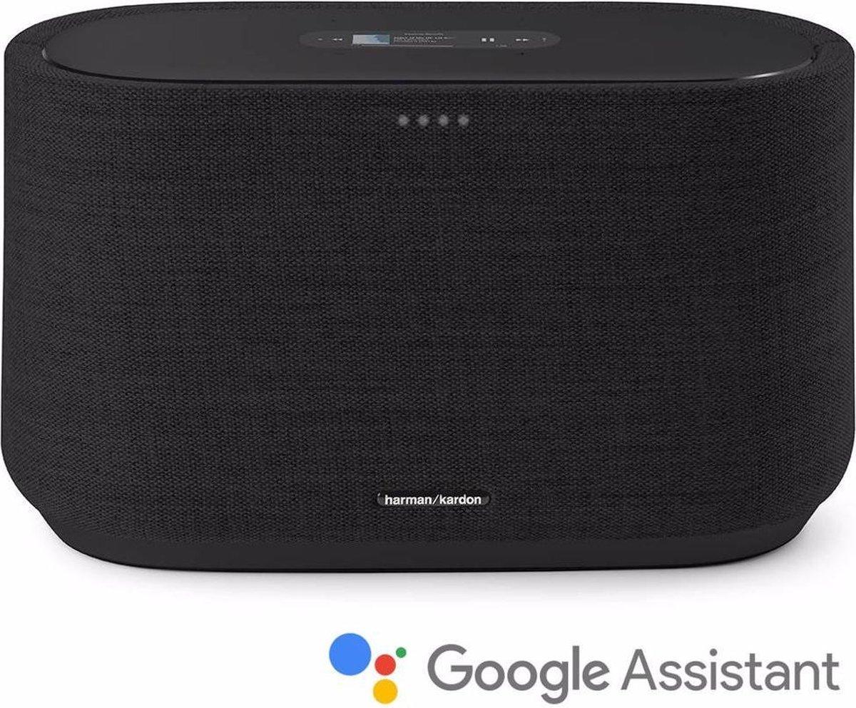 Harman Kardon Citation 300 - Smart Speaker met Google Assistant - Zwart