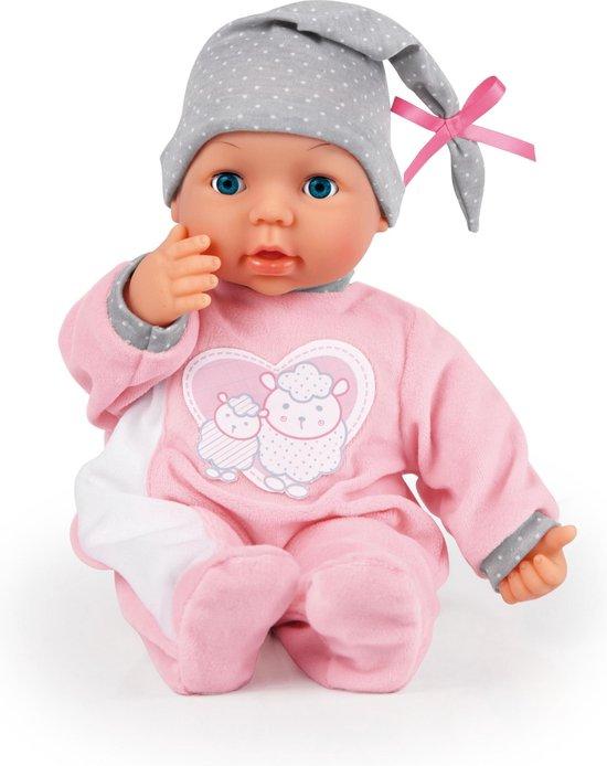 Bayer My Piccolina Interactieve Babypop - 38 cm
