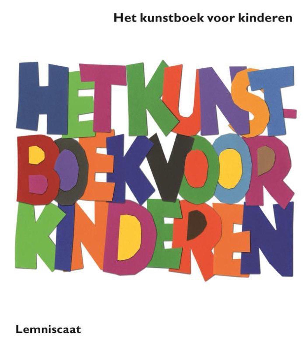 Het kunstboek voor kinderen Wit - Phaidon Press Limited