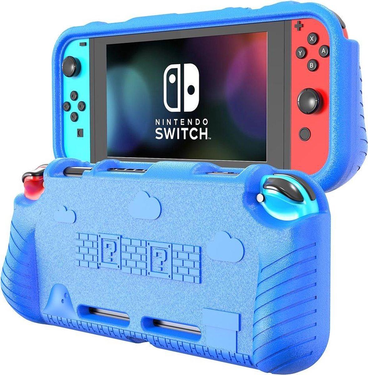 Nintendo Switch Protective Case - Blauw