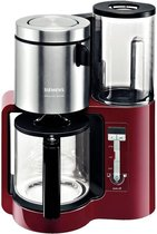 Siemens Sensor For Senses TC86304 - Koffiezetapparaat - Rood