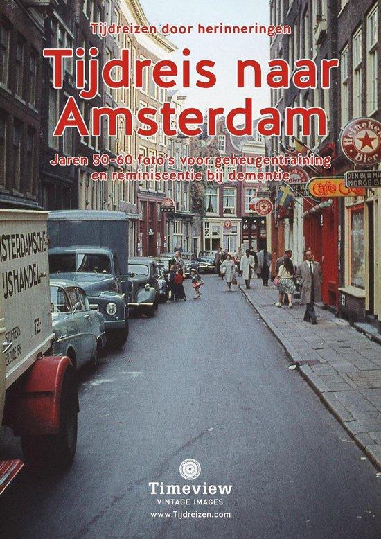Boek cover Tijdreis Amsterdam van Timeview-Care (Onbekend)