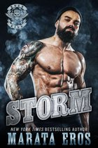 Storm: Motorcycle Club / Navy SEAL Romance Thriller Book 8