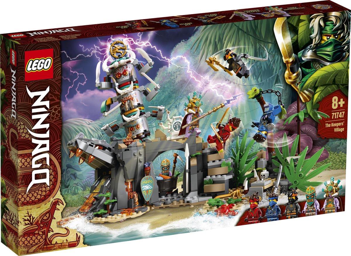 LEGO 71747 Het Dorp van de Beschermers
