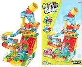Toi-toys Knikkerbaan Blocks Junior Groen/rood/blauw 133 Stuks