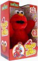 Sesamstraat Pluche Elmo Kietel Me Knuffel + Geluid