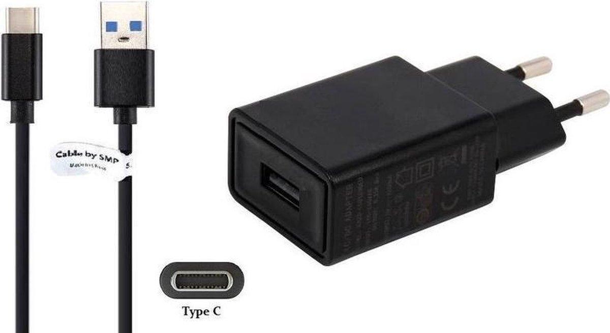 2A lader TUV gekeurd 2,5 m Oplaadkabel USB 3.0 en oplader adapter met stekker. Past ook op Samsung. O.a. Galaxy Tab S7 (SM-T870), Tab A 8.4 2020 (SM-T307), Tab S7+ plus (SM-T970), Tab S6 Lite (SM-P610)