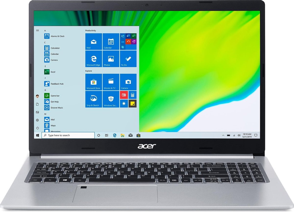 Acer Aspire 5 A515-45G-R3EH - Laptop - 15 inch