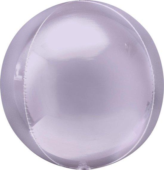 Amscan Folieballon Orbz 40 Cm Lila