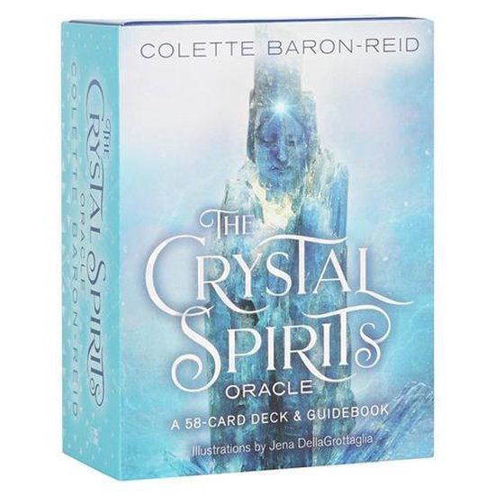 Afbeelding van het spel The Crystal Spirits Oracle Cards