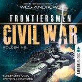 Omslag Frontiersmen: Civil War - Sammelband, Folgen 1-6 (Ungekürzt)