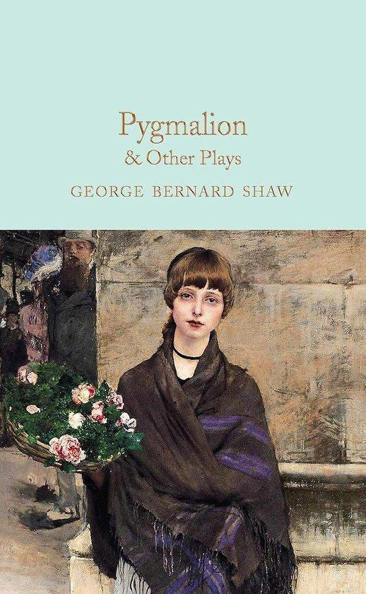 Boek cover Pygmalion & Other Plays van George Bernard Shaw (Hardcover)