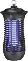 RelaxPets - Insectenlamp - Knock Off - 18 Watt - 360° - Vangstbereik 160 m2 - 19x19x35cm