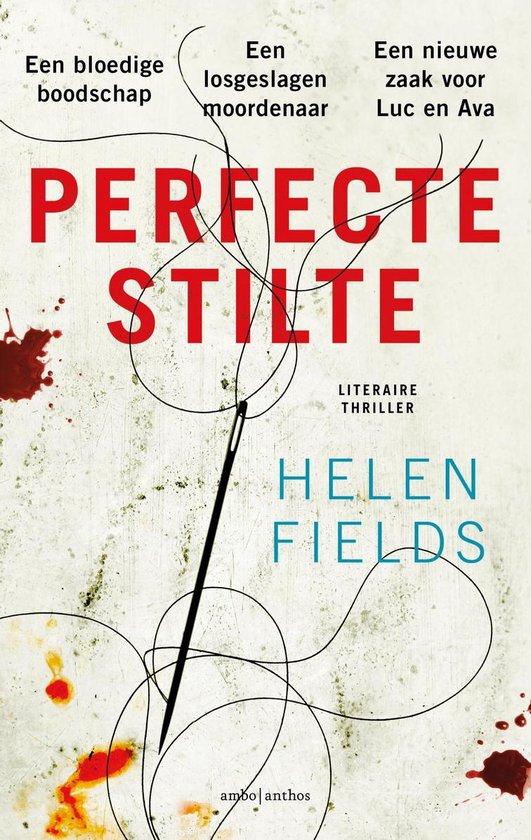 Boek cover Perfecte stilte van Helen Fields (Onbekend)