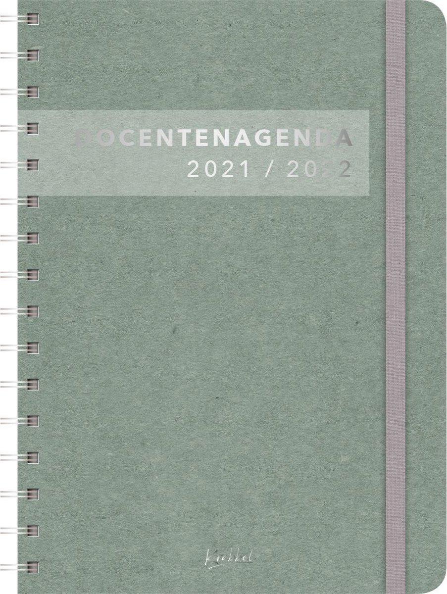 Krabbel Docentenagenda D2 2021-2022