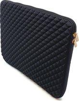 Trendfield Macbook Pro & Air 13 Inch Case/ Sleeve - Diamond Zwart