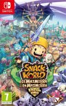 Snack World The Dungeon Crawl Gold - Switch