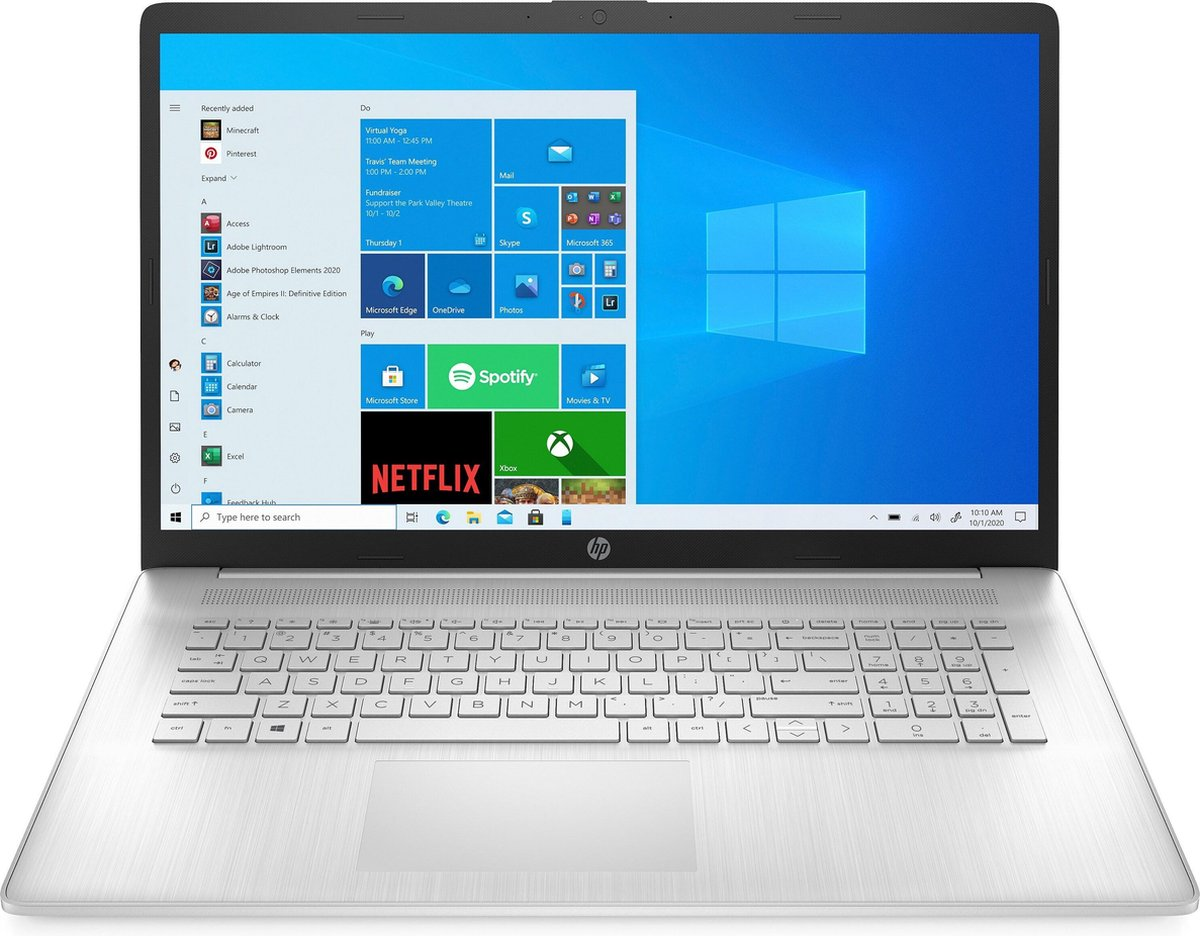 HP 17-cp0703nd - Laptop - 17.3 inch