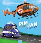 Pim Piloot en Jan Politieman