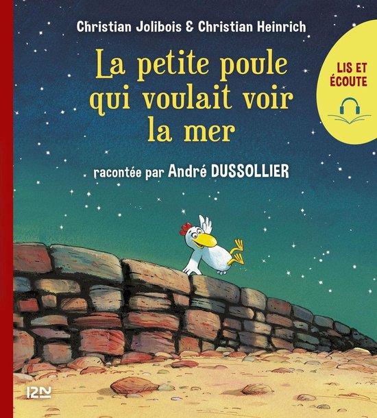 Boek cover Lis et écoute Les Ptites Poules - tome 01 : La petite poule qui voulait voir la mer van Christian Heinrich (Onbekend)