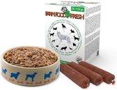Farm Food Fresh Pens/Hart Compleet - Vers Vlees - 8 x (9 x 110 g)
