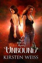 Boek cover Unbound van Kirsten Weiss