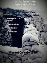 El Parnaso del Amor. Poesías desde Bosnia. 74 Rosas. 74 Páginas