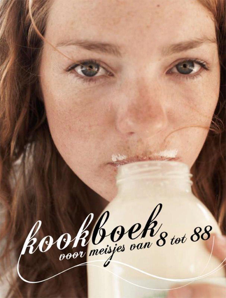 Kookboek Voor Meisjes Van 8 Tot 88