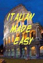 Italian Made Easy