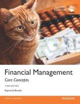 Boek cover Financial Management van Raymond Brooks
