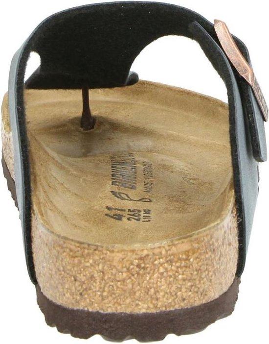 Birkenstock Ramses Heren Slippers Regular fit - Basalt - Maat 45