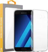 Samsung Galaxy A5 2017 Transparant Silliconen TPU Hoesje Cover Case